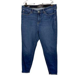 Torrid Sky High Skinny Jeans Size 20R